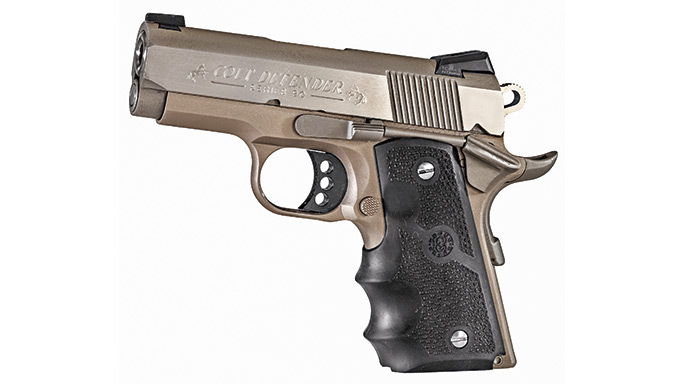 8 Compact 9mm 1911 Pistols For Deep-Cover Duty
