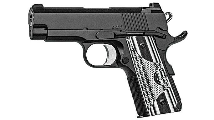 Compact 1911 Pistols Dan Wesson ECO