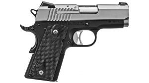 Compact 1911 Pistols Sig Sauer 1911 Traditional Ultra
