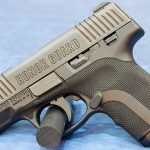 Cutting-Edge Handguns 2016 Honor Defense Honor Guard