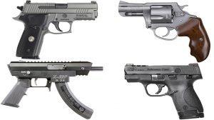 17 Cutting-Edge Handguns 2016