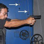 DA-SA Semi-Auto Pistol Massad Ayoob field