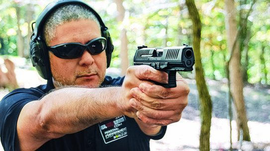 Walther PPQ 45 Pistol lead