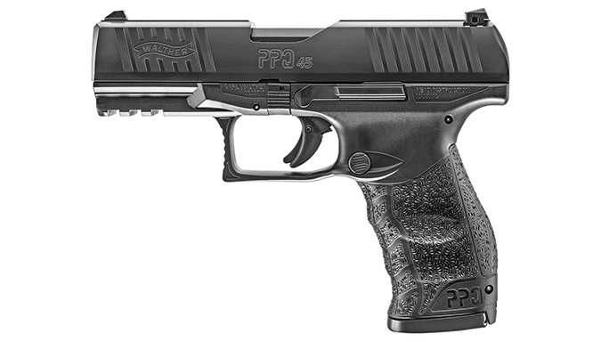Walther PPQ 45 Pistol solo