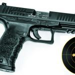 Walther PPQ 45 Pistol target