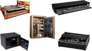 8 Gun Safes For Quick-Access Firepower