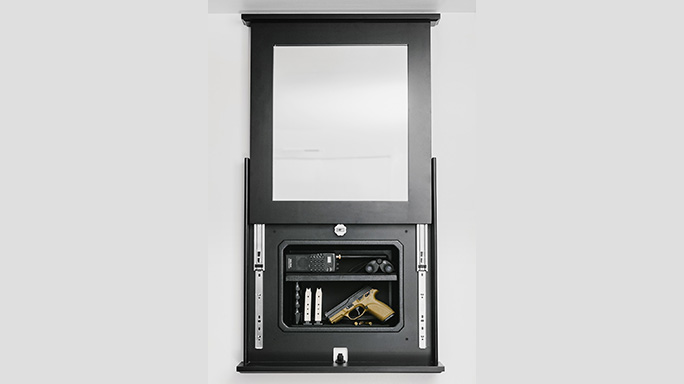 Gun Safes 2016 Tactical Walls