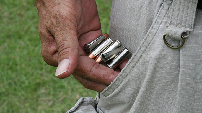 Tactical Reload ammo