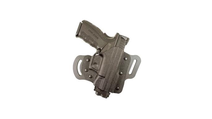 "DeSantis Holsters Fits Springfield Armory XDM .45 3.8"" Pistol Intimidator 2.0"