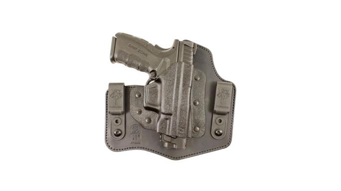 "DeSantis Holsters Fits Springfield Armory XDM .45 3.8"" Pistol Intruder"