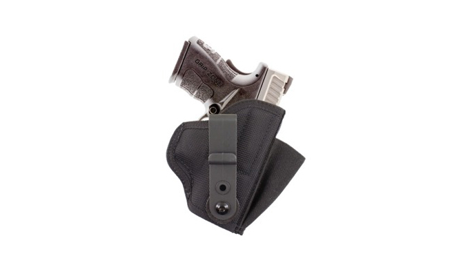 "DeSantis Holsters Fits Springfield Armory XDM .45 3.8"" Pistol Tuck This II"
