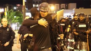 Free Hugs Project Charlotte Riots