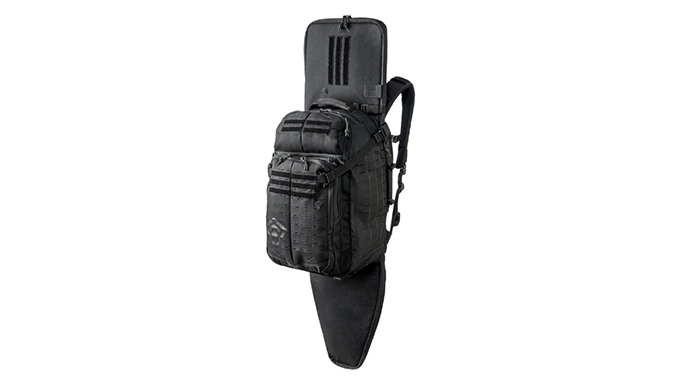 First Tactical Tactix 1-Day Plus Backpack rifle