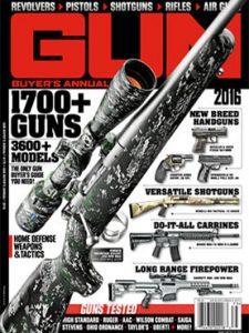 Gun Buyer's Annual cover 2016