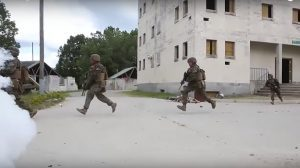 Marines 2016 MOUT Town Training