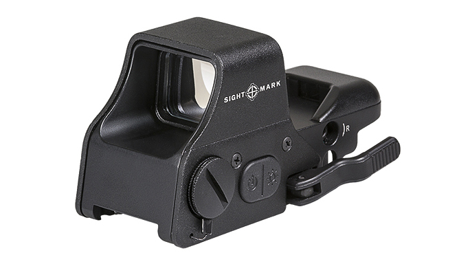 Sightmark Ultra Shot Plus Reflex Sight front