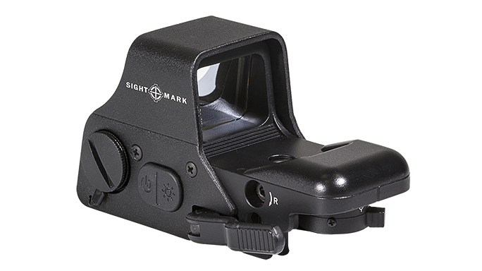 Sightmark Ultra Shot Plus Reflex Sight rear