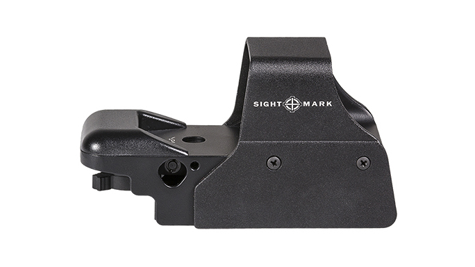 Sightmark Ultra Shot Plus Reflex Sight side