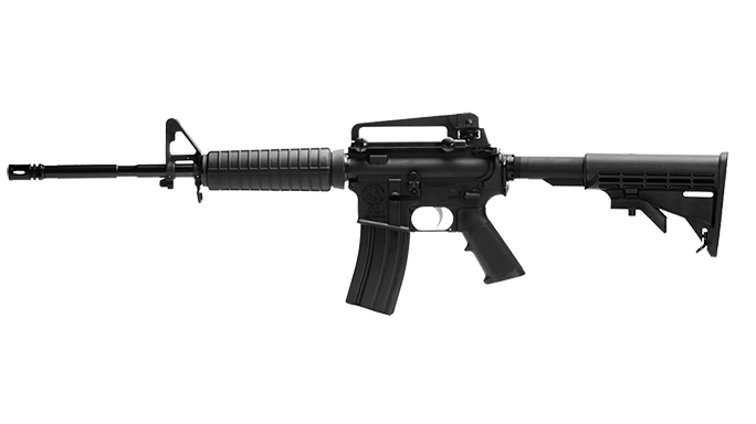 Standard Manufacturing STD-15 Model C Rifle M4-6 stock