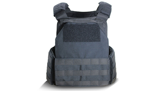 TYR Tactical General Plate Carrier-Rescue Task Force Vest solo