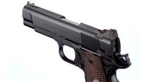 Wilson Combat Sentinel XL Pistol 2016 solo
