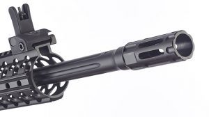 Wilson Combat Q-Comp Muzzle Compensator AR-15 lead