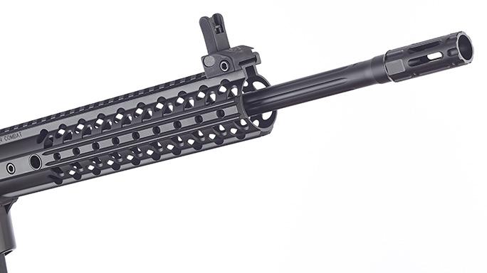 Wilson Combat Q-Comp Muzzle Compensator AR-15 rifle