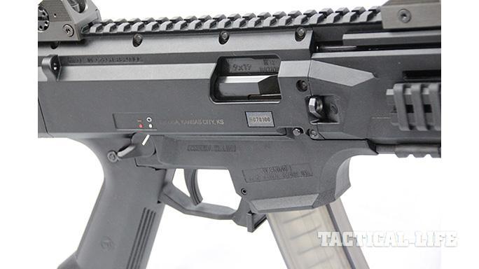CZ Scorpion EVO 3 S1 Pistol: Tactical & Practical