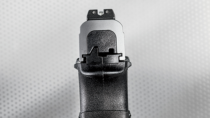 fn, FNS-40, fns-40 pistol, fnh fns-40, fns-40 rear sight