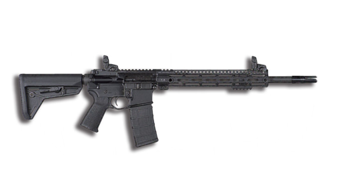 rifle, rifles, semi-auto rifle, semi-auto rifles, FN 15 TACTICAL CARBINE