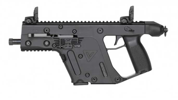 semi-auto pistol, semi-auto pistols, semi auto pistol, semi auto pistols, pistol, pistols, autoloading pistol, autoloder pistol, KRISS VECTOR GEN II SDP