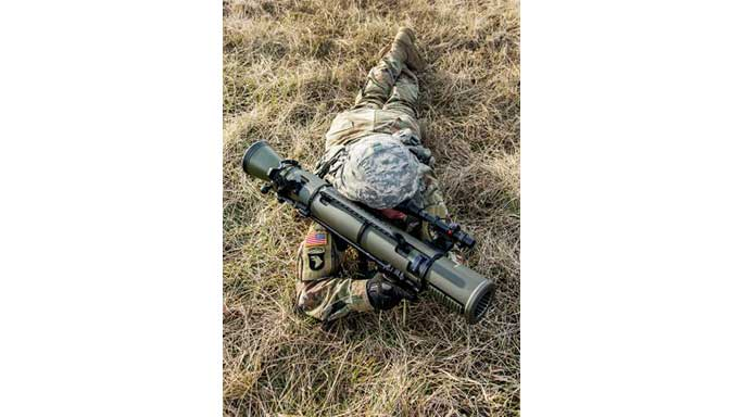 M3E1, M3E1 recoilless rifle, us army m3