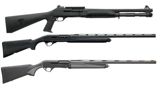 semi-auto shotguns, semi-auto shotgun