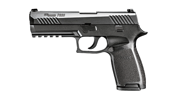 full-size handguns, full-size handgun, full size handgun, full size handguns, full-sized handguns, full-sized handgun, Sig Sauer P320