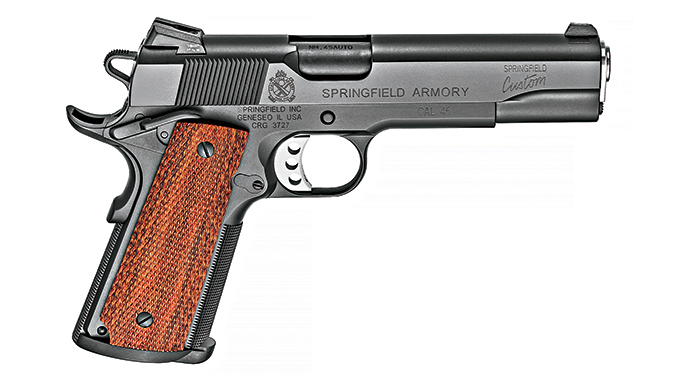 full-size handguns, full-size handgun, full size handgun, full size handguns, full-sized handguns, full-sized handgun, Springfield Professional 1911-A1