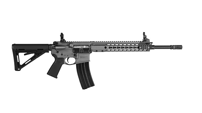 rifle, rifles, semi-auto rifle, semi-auto rifles, BARRETT REC7 GEN II