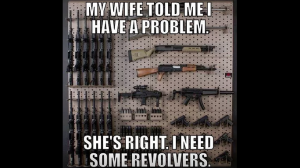 Gun Memes Revolvers