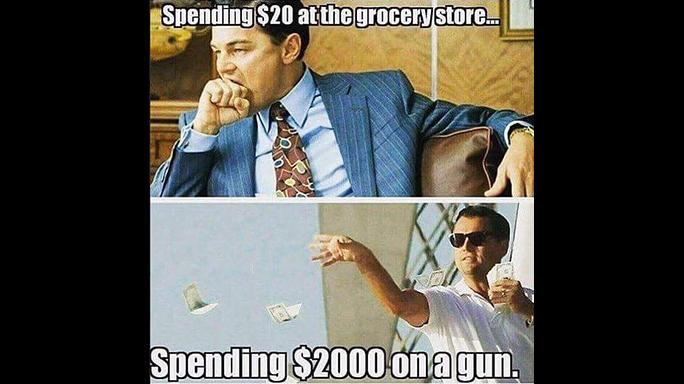10 Of The Best Gun Memes On The Internet