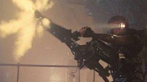 aliens horror movie gun