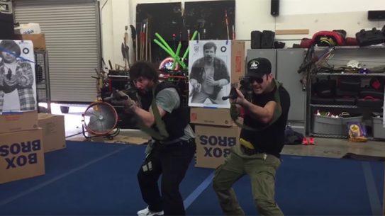 John Wick 2, Keanu Reeves, Aaron Cohen