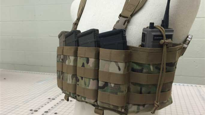 max velocity tactical 3x rig, 3x special forces rig