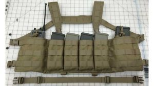 max velocity tactical 3x rig, 3x special forces, 3x special forces rig, special forces