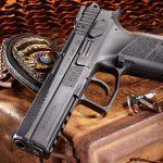 Modular Handgun System CZ P-09