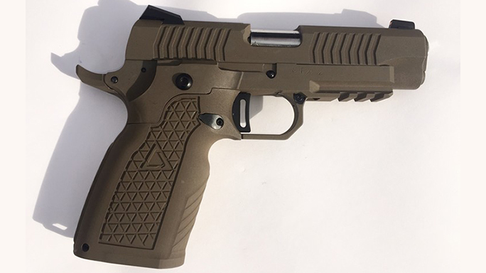 Detonics Defense STX Modular Handgun System