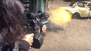 Michelle Rodriguez, Fast 8, Taran Tactical