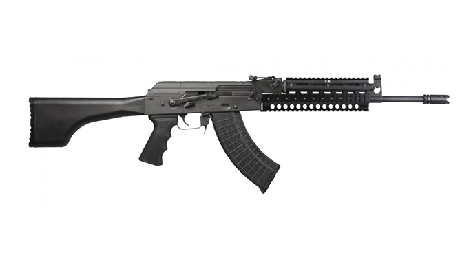 NASGW 2016 Inter Ordnance M214 Tactical AK47 Rifle