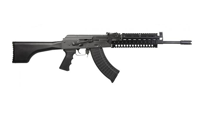 NASGW 2016 Inter Ordnance M214 Tactical AK47 Rifle