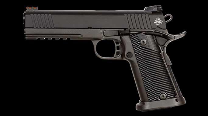 semi-auto pistol, semi-auto pistols, semi auto pistol, semi auto pistols, pistol, pistols, autoloading pistol, autoloder pistol, ROCK ISLAND ARMORY TAC ULTRA
