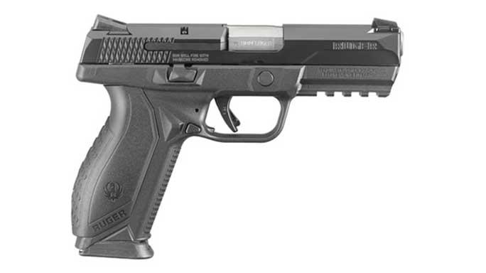 semi-auto pistol, semi-auto pistols, semi auto pistol, semi auto pistols, pistol, pistols, autoloading pistol, autoloder pistol, RUGER AMERICAN PISTOL