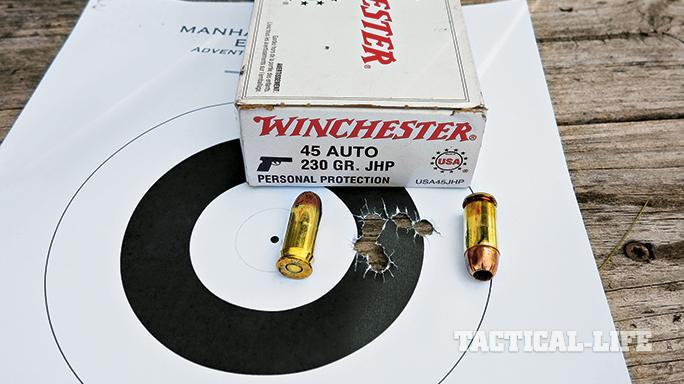 sig sauer, Sig Sauer P227 TacOps, p227 tacops, sig sauer pistol, sig sauer p227, winchester ammo
